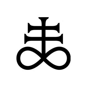 Símbolos Satánicos Iglesia De Satán