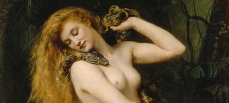 La historia del demonio Lilith